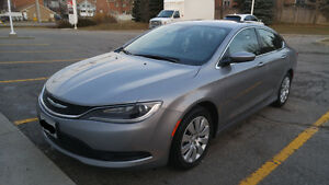 2015 Chrysler 200-Series Sedan Sedan 32 Month warranty remaining