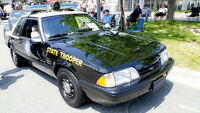 1989 Mustang SSP (Special Service Package) ----- REDUCED------