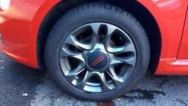 2015 Fiat 500 1.2 S Manual Petrol Hatchback