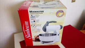 Sunbeam Mixmaster - never used