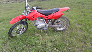 2007 125cc Baja dirt bike