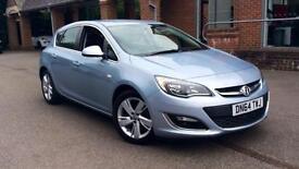 2014 Vauxhall Astra SRi Manual Petrol Hatchback