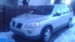 2007 Pontiac Montana Minivan, Van ($2800 OBO)
