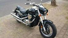 SUZUKI BOULEVARD M50 2010 CRUISER 800CC NEW BATTERY - LITTLE USE Adelaide CBD Adelaide City Preview