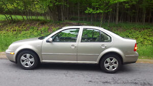 $5/100KM! Fully Loaded Turbo Diesel VW Jetta GLS TDI.