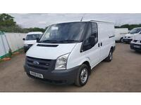 Ford Transit 2.2TDCi Duratorq ( 85PS ) 260S ( Low Roof )260 SWB,2008, Very Clean