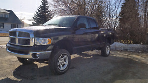 Lifted 2003 Dodge 1500