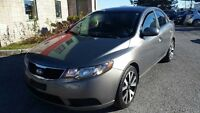 2011 Kia Forte EX Sedan #EVERYONE IS APPROVED #$0 OR LITTLE DOWN