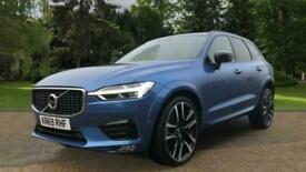 2019 Volvo XC60 B4D Mild Hybrid AWD R Design P Automatic Diesel/Electric 4x4