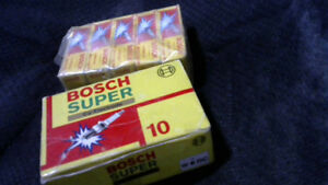 SPARK PLUGS FOR ANTIQUE AND OLD CARS/BOSCH & NGK