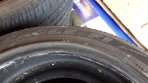 GOODYEAR EAGLE F1 245/45ZR20 & 255/45ZR20 Used Tires