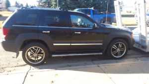 2008 jeep grand cherokee overland Diesel 4x4 suv