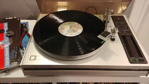 ****Philips GA-209S Fully Automatic Vintage Turntable, RARE***