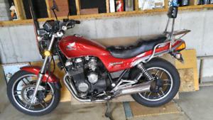 Honda Nighthawk 650 1984