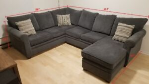 Sofa-lit sectionnel - Sectional sofa-bed