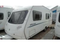STERLING CRUACH FANTASTIC FAMILY 6 BERTH S/A REDUCED BY £1000