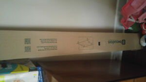 Twin bed frame brand new never used