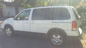 2008 Pontiac Montana Sv6 Familiale