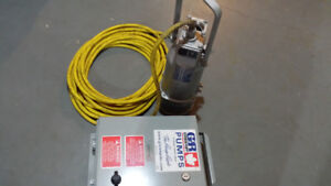 For sale Gorman Rupp submersible pump