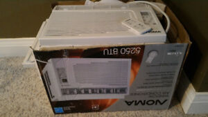 2 window air conditioners $55 each