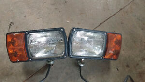 snowplow lights