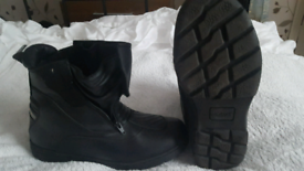 Air star motorbike boots size 10