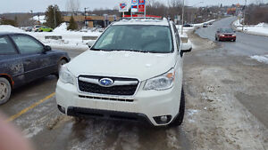 2016 Subaru Forester Limited, groupe tech, Navi, Cuir, Toit pano