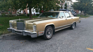 1979 Lincoln Continental Town Car FOR SALE