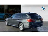 2020 BMW 5 Series 520d MHT M Sport 5dr Auto Diesel Estate Estate Diesel Automati