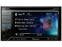 PIONEER DVD CAR STEREO DOUBLE DIN