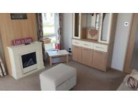 2 bed static caravan on Trecco Bay 30 minutes away from Cardiff