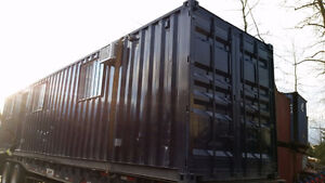 Mobile Shipping Container Office / Home Modification Specialists