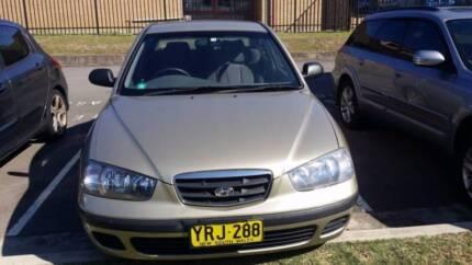 2003 Hyundai Elantra Sedan [9 Months Rego] [Urgent Sale]