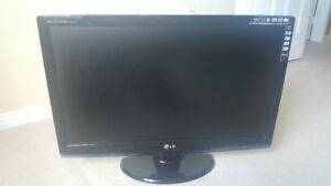 """27"""" W2753V LG Monitor with 2ms response time"""