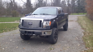 2010 Ford F150 LIFTED
