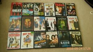 ~60 DVDs for Sale ****Price Less than 50 cent per DVD****
