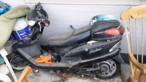 E-Bike for sale (parts bike)