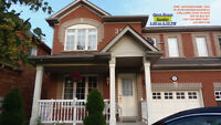 Semi-Detached Home for Sale in Brampton( Open House Sunday 1- 5)