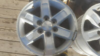 17 inch rims 200 obo trades welcome