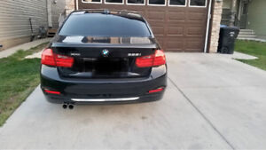 Used 2014 BMW 328i luxury series - with low kms