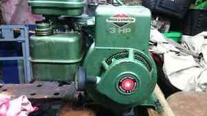 3Hp briggs water pump engine