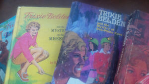 Five Trixie Belden Books, Julie Campbell, Kathryn Kenny, Hardcov Kitchener / Waterloo Kitchener Area image 3