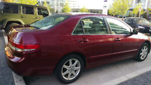 Honda Accord 2003 fully loaded