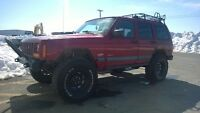 1999 Jeep Cherokee fresh inspection/tags