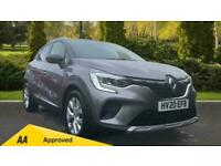 Renault Captur 1.0 TCE 100 Iconic 5dr with Pa Hatchback Petrol Manual