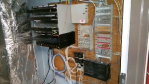 Cctv, network, alarm, intercom, audio, installation, service