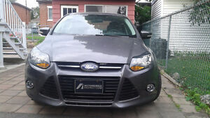 2014 Ford Focus Titane Berline NÉGOCIABLE