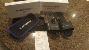 Brand New: IQ Massager slippers and belt!! Kitchener / Waterloo Kitchener Area image 1