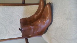 Cowboy boots used once