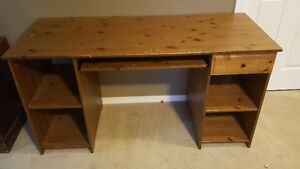 Great wood desk